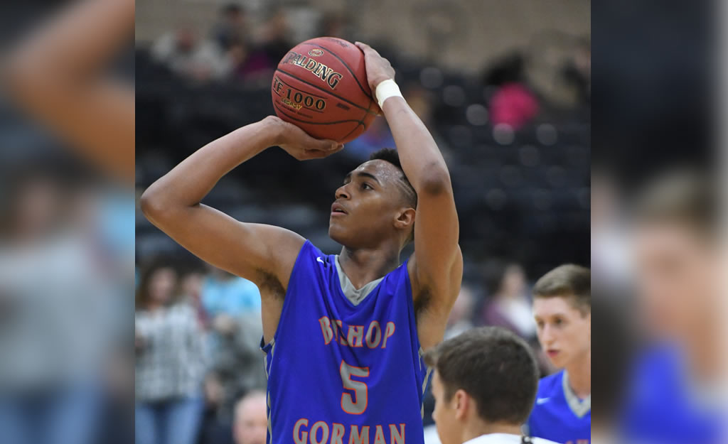 Bishop Gorman (NV) Shakes Off Socastee (SC) – Beach Ball ...