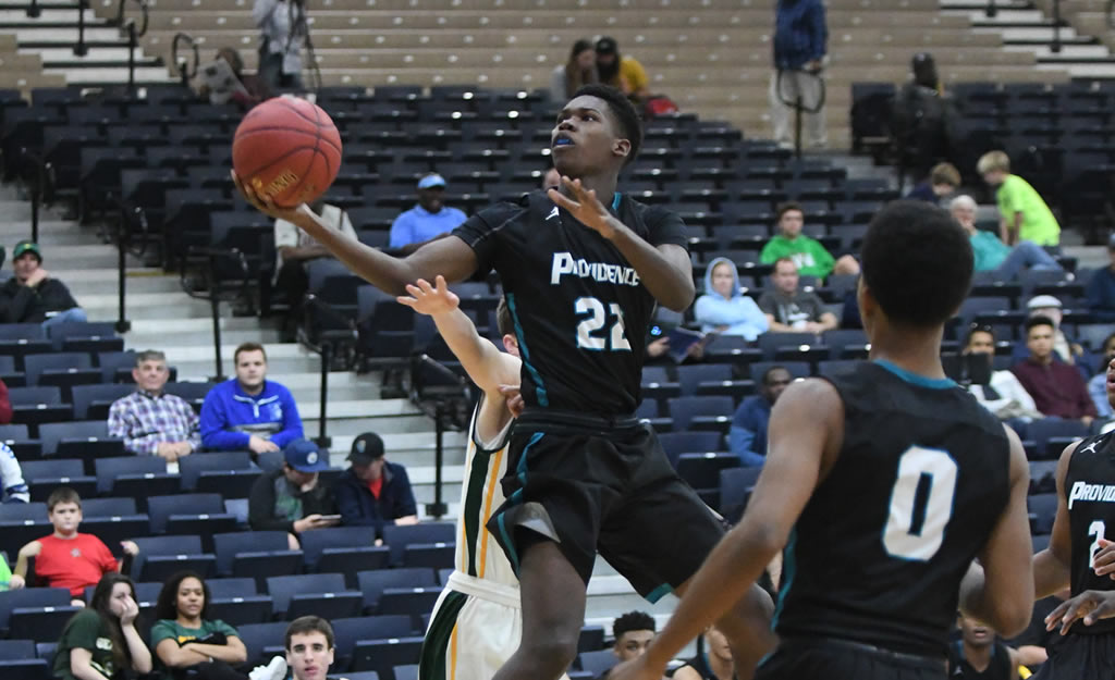 Providence (FL) Shoots Past Myrtle Beach (SC) – Beach Ball ...