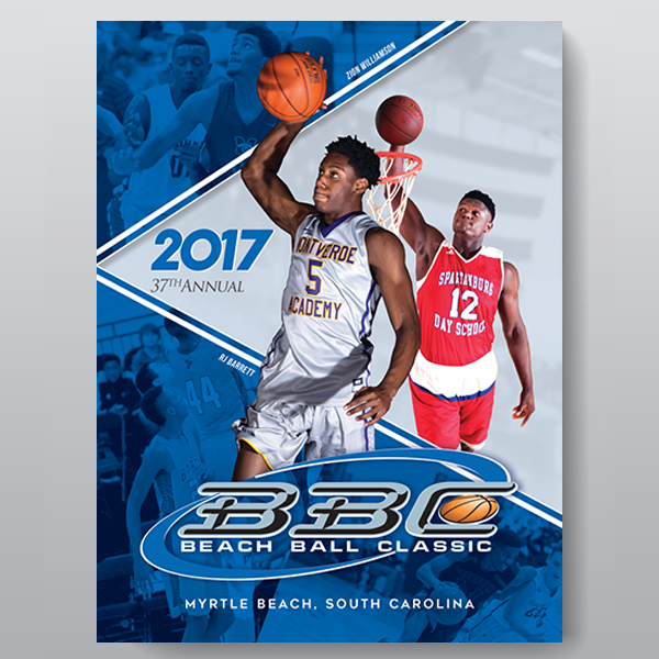 Full Page Color – Beach Ball Classic